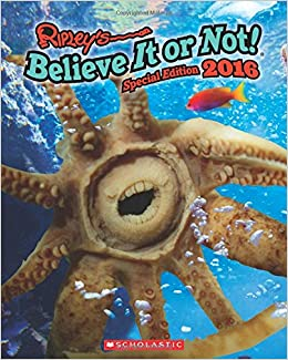 Book Ripley's Special Edition 2016 (Ripley's Believe It Or Not Special Edition)