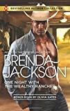 img - for One Night with the Wealthy Rancher: Billionaire, M.D. (Harlequin Bestselling Author) book / textbook / text book