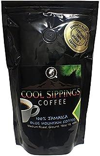 Jamaica Blue Mountain Coffee,granos enteros (100% Arabica),454g