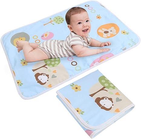 PortatilCambiador de pañales Estera para bebé, aislamiento de ...