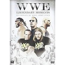 WWE: Legendary Moments - As Chosen By Host John Cena