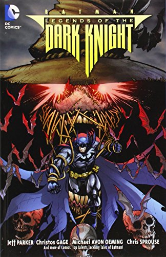 Batman: Legends of the Dark Knight Volume 2 TP by Gabriel Hardman (Artist), Jeff Parker (29-May-2014) Paperback (Batman Legends Of The Dark Knight Vol 2)