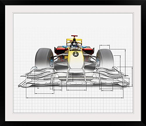 Race Car Driver Frame (GreatBIGCanvas