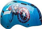 Bell 7084320 Captain America Super Solider Child Multi-Sport Helmet