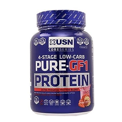 USN Pure Protein GF-1 Vanilla - 1000 gr