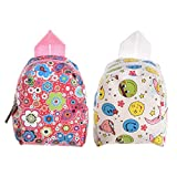 Doll Accessories, 2PCS 18 Inch Doll Backpack Plush Animal Or Doll Accessories