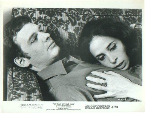 Nicholas Pryor The Way We Busy Now 1970 8x10