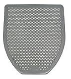 Continental 167-1 Gray Urinal Mat (Case of 6)