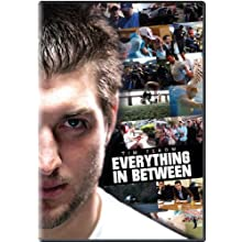 Tim Tebow: Everything In Between [DVD] (2011)