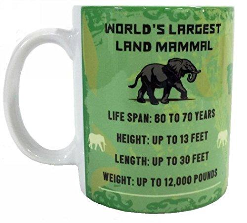 I Love Elephant Gift Collection (Mug) -