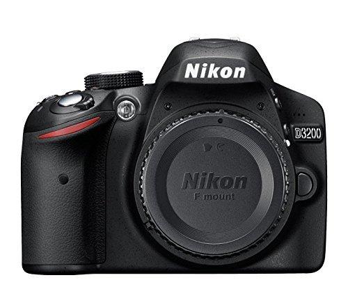 Nikon D3200 Digital SLR Camera Body (Black) (Nikon D3300 Sample Images With 18 55)
