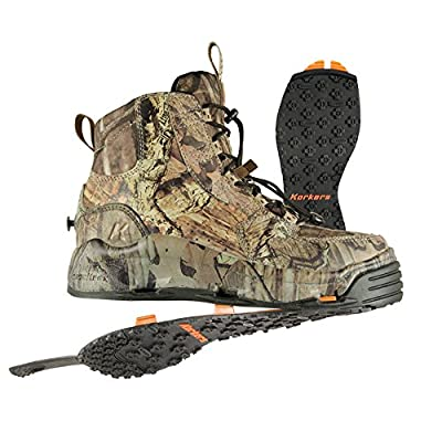 Korkers Ambush Wading Boot with Kling-On Sole
