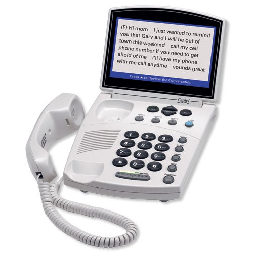 Hamilton CapTel 840i Captioned Telephone LHS-775/002503