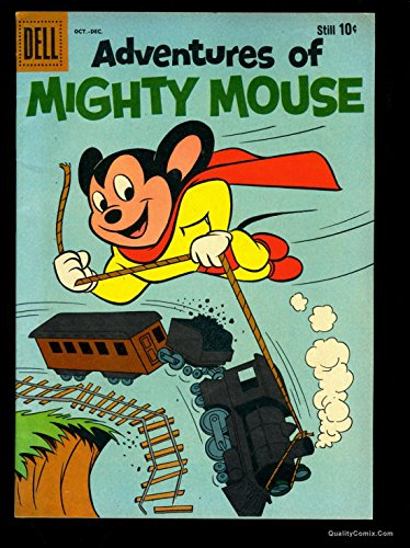 Adventures of Mighty Mouse #148 VF+ 8.5