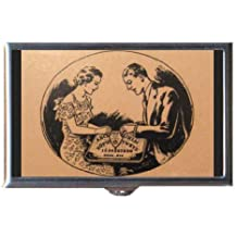 Ouija Board 1920s Couple Retro Coin, Mint or Pill Box: Made in USA!