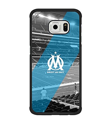 coque galaxy s6 edge om marseille