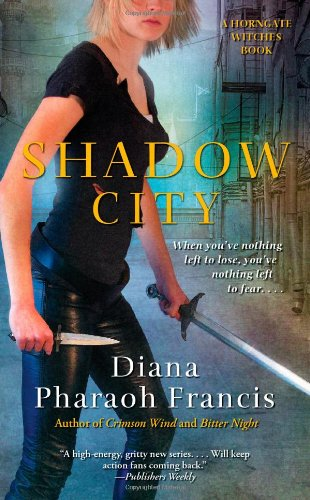 book cover of Shadow City