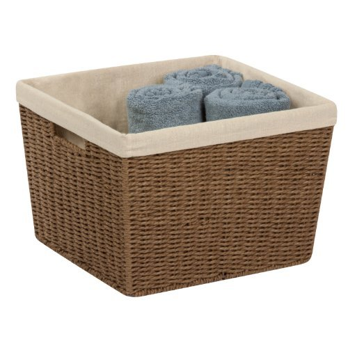 Honey Can Do STO 03566 Parchment Basket Handles