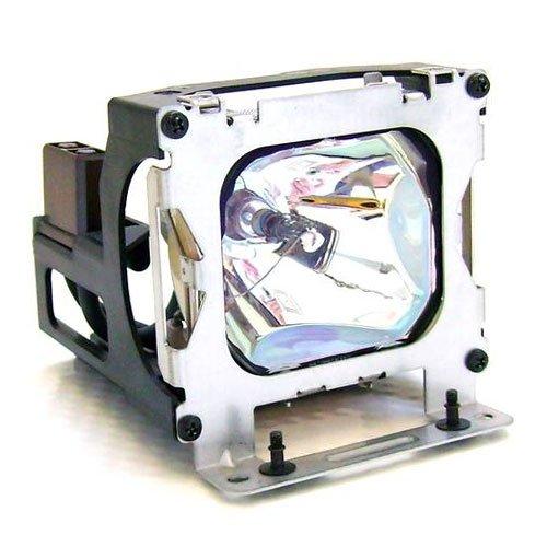 Hitachi cp-x840waハイブリッド用交換ランプかオリジナルバルブとGeneric Casing for Hitachiプロジェクタ B00FEAZ5G0