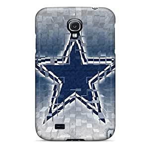 For Galaxy S4 Tpu Phone Cases Covers(dallas Cowboys)