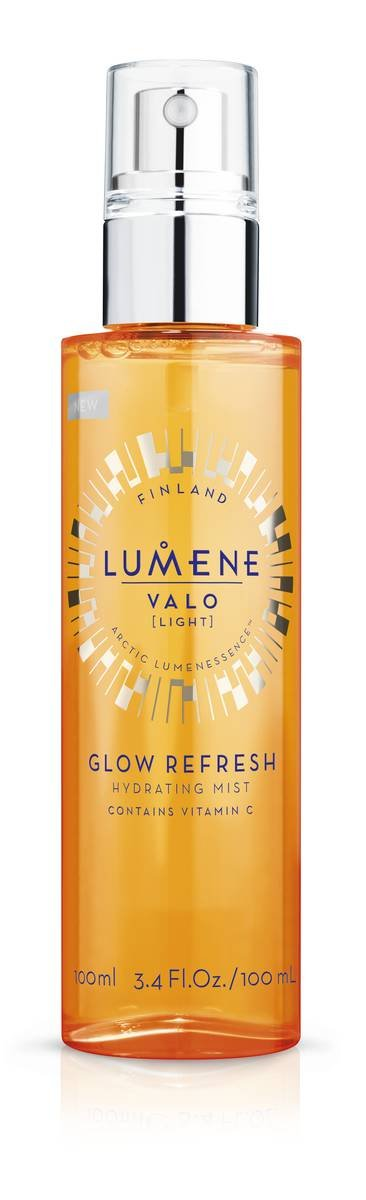 Valo Vitamin C Glow Refresh Hydrating Mist by Lumene