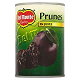 Del Monte Prunes in Juice (410g) - Pack of 6