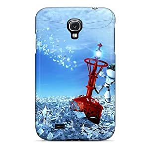 Hot Tpye Abstract 3d Cases Covers For Galaxy S4 by lolosakes