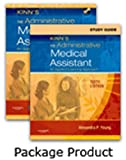 Kinn's the Administrative Medical Assistant - Text and Study Guide Package, Young, Alexandra Patricia, 141604258X