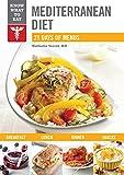 Mediterranean Diet: 21 Days of Menus
