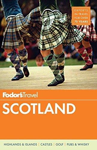Fodor's Scotland (Full-color Travel Guide)