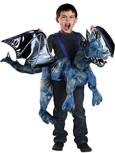 [Ride-In Dragon Costume] (Unicorn Costume Baby)