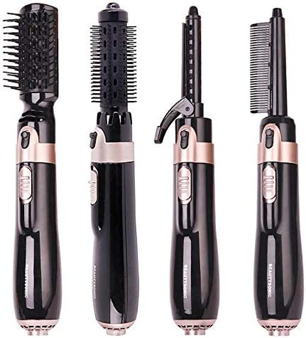 NADAENMF 4 1 Sèche Cheveux À Air Chaud Styling Brosse
