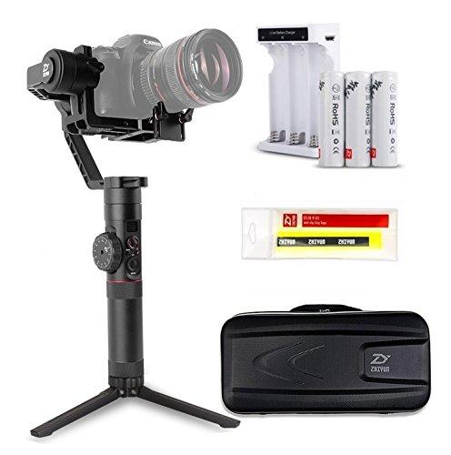 Zhiyun Crane 2 Follow Focus 3-Axis Handheld Gimbal Camera Stabilizer by zhi yun