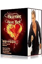 Burns: Box Set: Burns! Mysteries 1-4