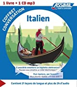 Coffret conversation Italien (guide + 1 CD)