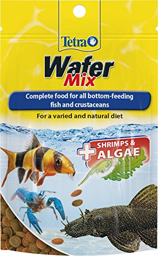 Omnivore Mix (68g Tetra Variety Wafers Tropical Fish Food)