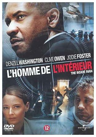 The Inside Man: L\'homme de l\'intérieur FR Import: Amazon.de: Denzel ...