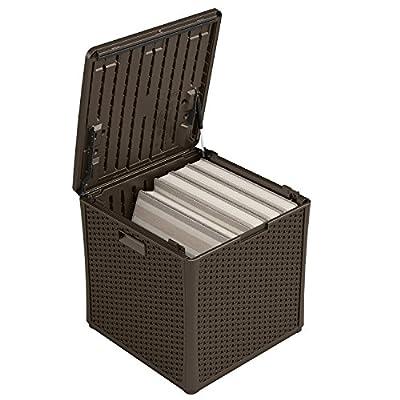 Suncast BMDB60 Storage Cube