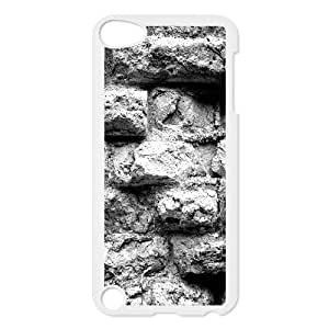 Bricks 2 Ipod Touch 5 Case Unique For Guys, Ipod Touch 5 Case For Girls [White]