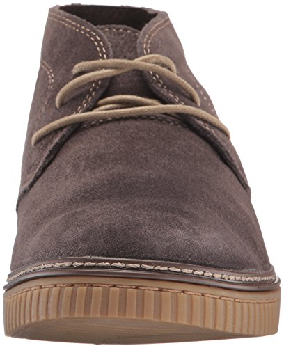 best place to buy Johnston & Murphy Men's Wallace Chukka Chukka Boot Gray outlet popular sale explore free shipping discount TeBJ18