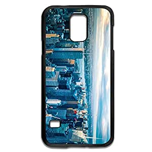 Phone a Cover are For Samsung Galaxy S5,City View the Printed Samsung Galaxy S5 Cover &hong hong customize