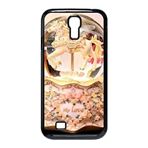 Custom Cover Case with Hard Shell Protection for SamSung Galaxy S4 I9500 case with Beautiful crystal ball lxa#262316 by icecream design