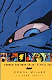 by frank miller batman the dark knight strikes again turtleback school library binding edition batman pb hardcover