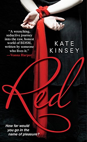 Book: Red by Kate Kinsey