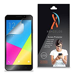XShields© (4-Pack) Screen Protectors for Coolpad Ivvi K1 Mini (Ultra Clear)