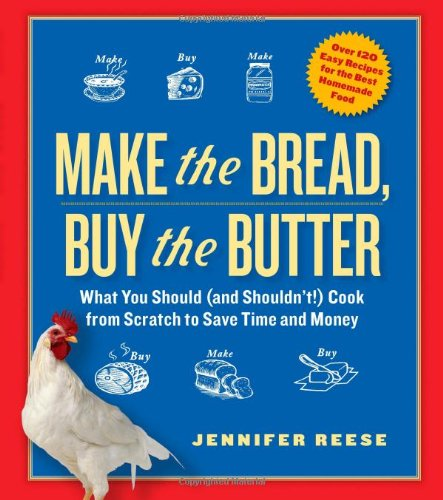 bake the bread buy the butter - 1