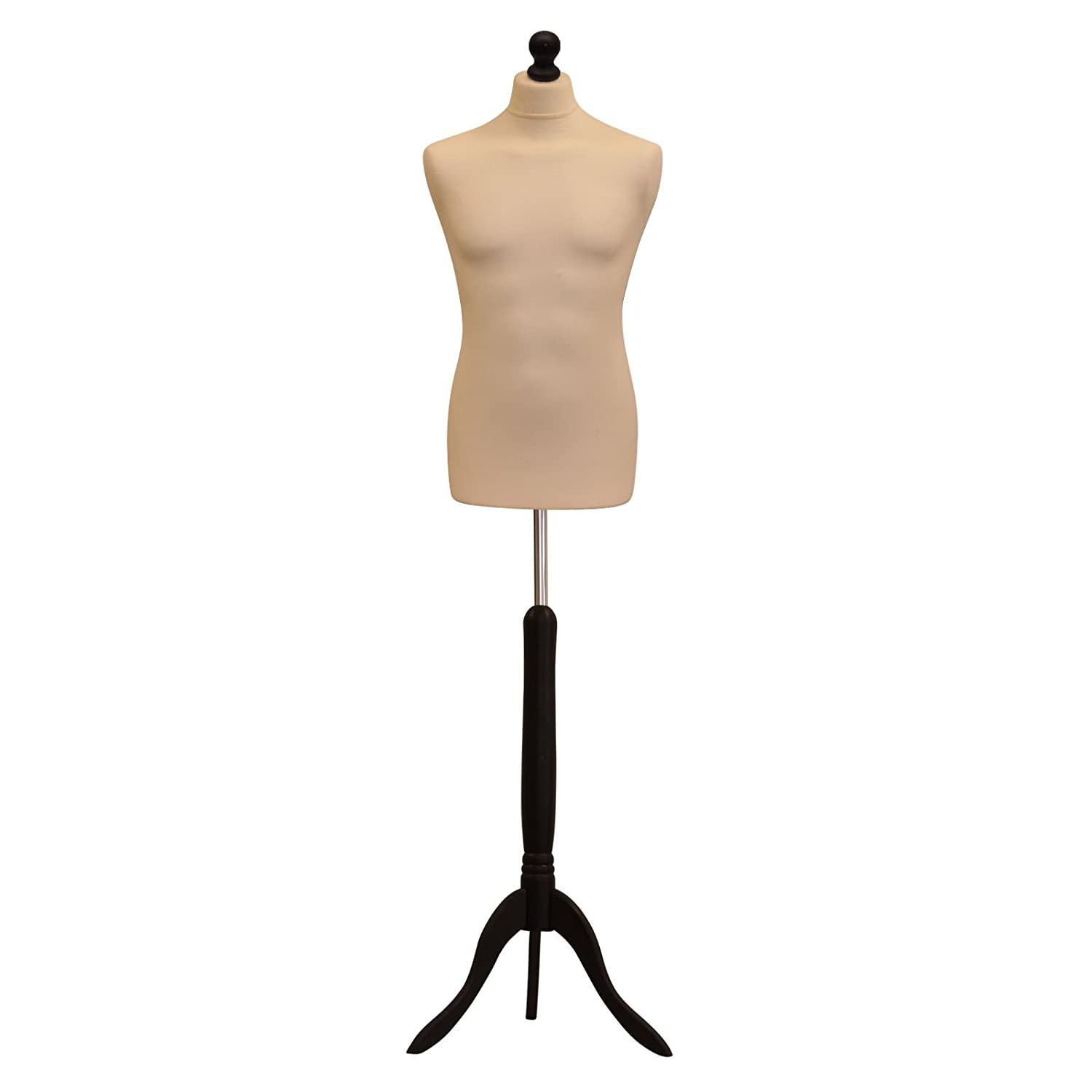 REPLACEMENT Size 12 Female Body Tailors Dummy Dressmakers Mannequin Bust /& Cover