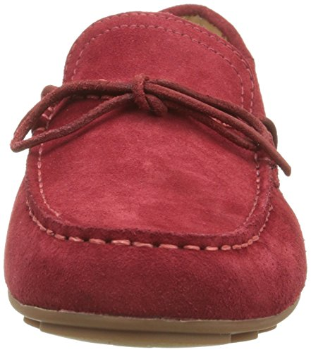 Red On Loafer Slip Geox Men's Mgiona3 wxzxqpgCP
