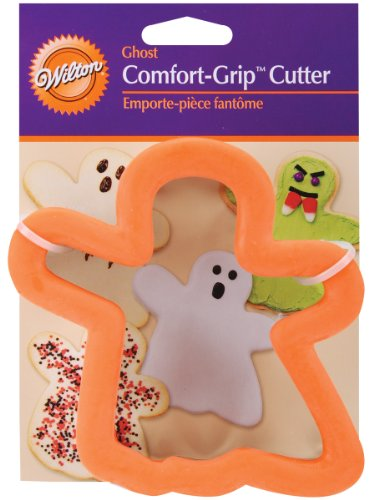Wilton Halloween Comfort Grip Ghost Cutter -