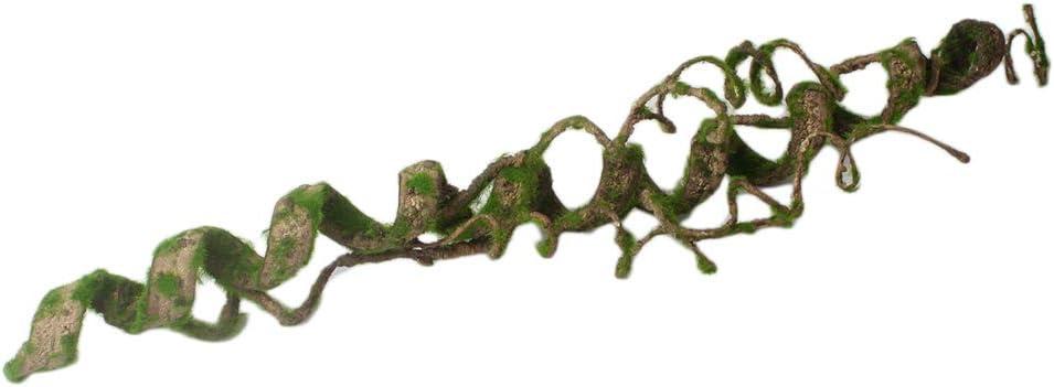 POPETPOP Vides de Jungle Flexibles para Reptiles, Selva de ...